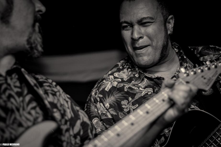 Los Winston Lobo en Let's Go RockBar