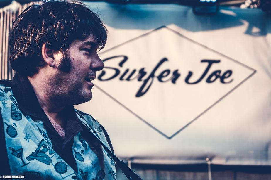 """Lorenzo """"Surfer Joe"""" en SJSF2017"""