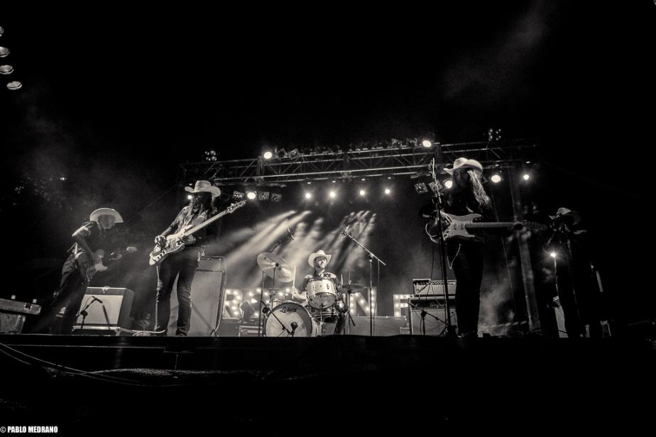 Los Coronas en HDC 843 Rockin'Fest