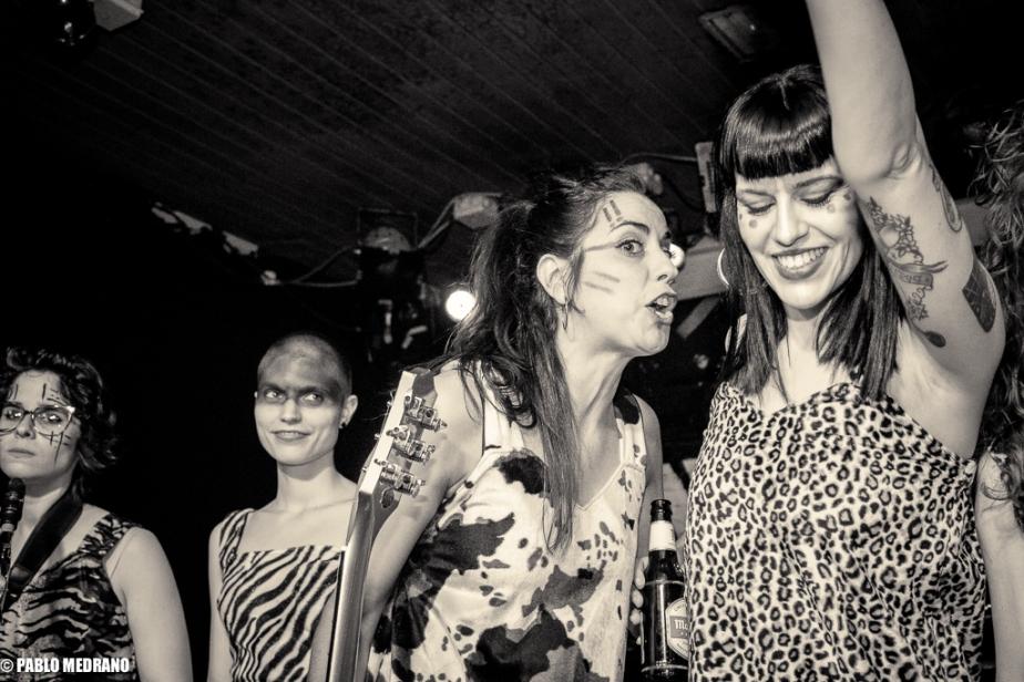 Juanita Banana en WurlitzerBallroom