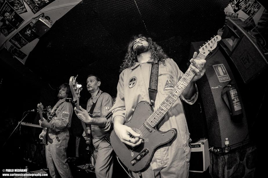 The Gagarins en Let's Go RockBar